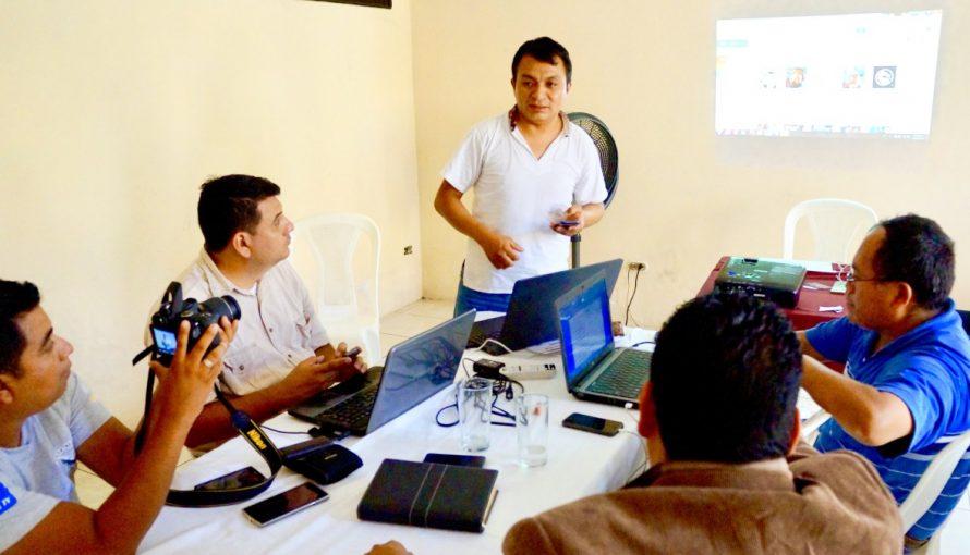 Periodismo de emprendimiento en Guatemala